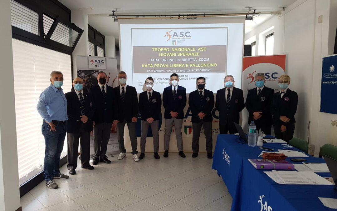 Trofeo Karate Giovani Speranze ASC: CLASSIFICA NORD ITALIA